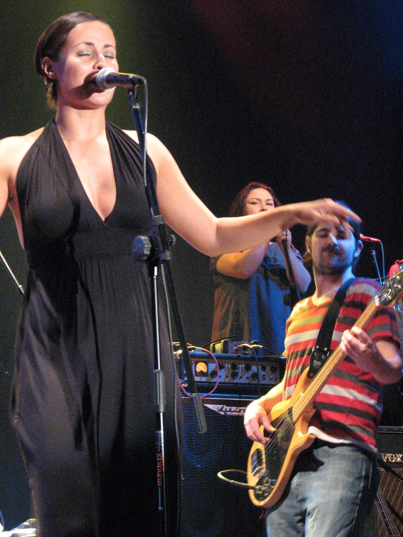 Julie og Andreas Otte